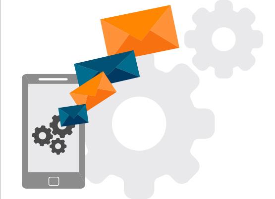 Invia SMS automatici con Mailpro