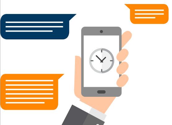 Programma la tua campagna SMS in anticipo
