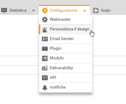 Personalizza Mailpro